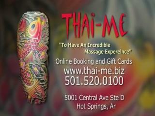 Thai-Me Spa: Thai-Me T.V. Commercial