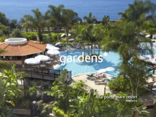 The Residence: resort VILA PORTO MARE - madeira island, portugal