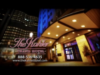 Kahler Grand Hotel Commercial