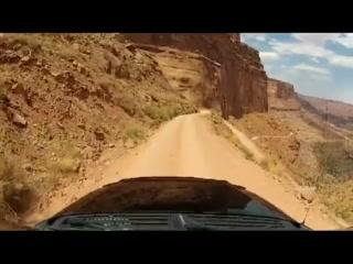 Parque Nacional Canyonlands, UT: Shafer Trail