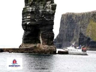 Doolin Ferry: Obrienline