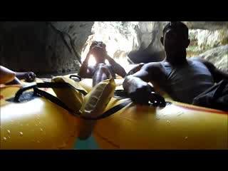 Belize Jungle Trek: Cavetubing in Belize