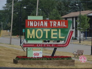 Indian Trail Motel Wisconsin Dells