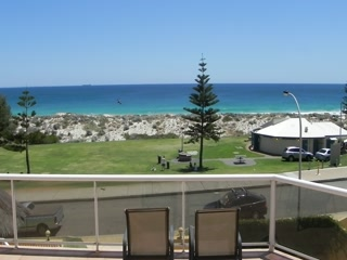 Beach Manor Bed and Breakfast Perth: Indian Ocean suite at Beach Manor B and B