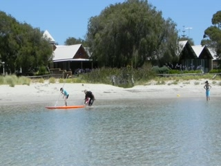 Beach Manor Bed and Breakfast Perth: Neptune Villa on the beach, Whalers Cove Dunsborough