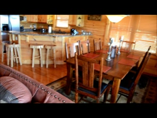 Smoky Cove Chalet and Cabin Rentals: Pigeon Forge Tennessee Vacaton Rentals Living Room
