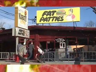Carbondale, IL: Fat Patties commercial-1