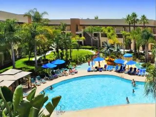 Grand Pacific Palisades Resort and Hotel: Grand Pacific Palisades Resort Video