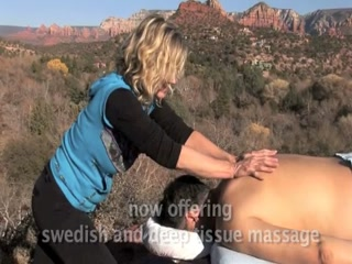 Sedona Healing Massage: Sedona Massage Therapist - Michelle Jack, LMT