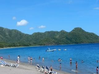 Playa Matapalo, คอสตาริกา: Beach of Riu Guanacaste, Costa Rica