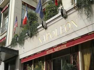 Hotel Napoléon Paris: Hotel Napoleon Paris