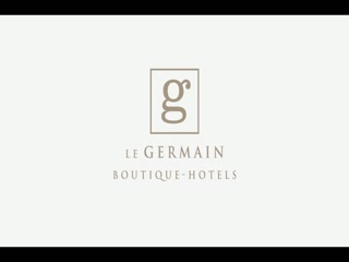 Le Germain Boutique-hotels. It's in the details.