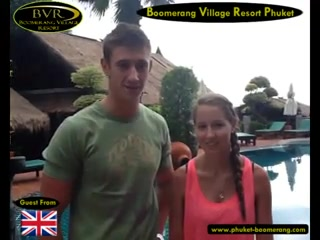 Boomerang Village Resort: Video Guest Reviews July 2012
