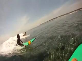 Nusa Lembongan, Indonesia: Monkey Surfing Promo Video