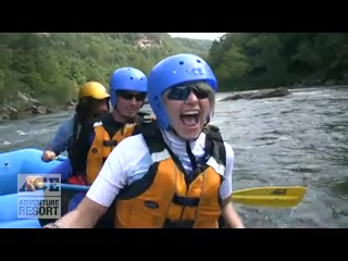 Adventure Vacations in 30 Seconds | ACE Adventure Rsort
