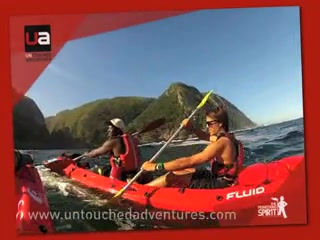 Untouched Adventures: Storms River Kayak and Lilo