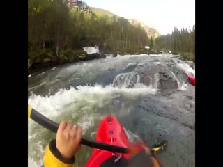 Kayak Voss Day Tours: Tandem Kayaking