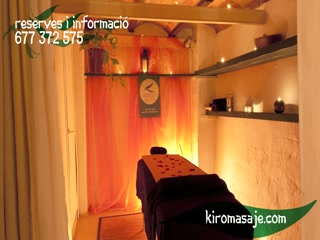 KIroMASAJE: beautifull massage center in barcelona