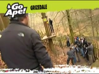 Bolton, UK: Go Ape Grizedale