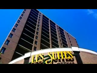 Les Suites Hotel Ottawa: Stay in the heart of downtown Ottawa