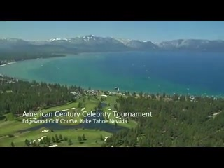 Stateline, NV : Celebrity Golf Highlights