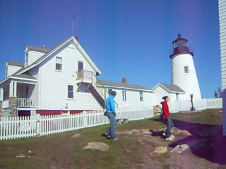 360 view of Pemaquid
