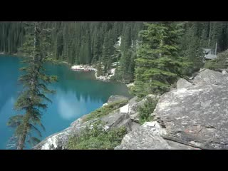 Lake Louise, Canada : Moraine Lake