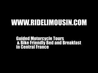 Ridelimousin Touring Holidays