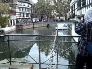 Strasburg, Francja: Pont Tourneau in Strasbourg