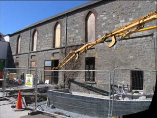 Carlow County Museum Construction