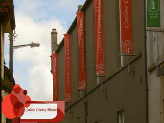 Carlow County Museum video tour