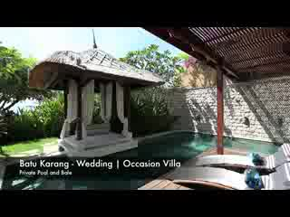 Νούσα Λεμπόνγκαν, Ινδονησία: Batu Karang Lembongan Resort & Day Spa - Wedding | Occasion Villa