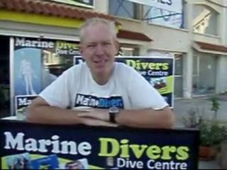 Пафос, Кипр: Diving In Pphos