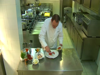 Mykonos Grand Hotel & Resort: Chef at Mykonos Grand