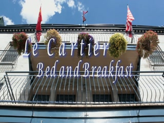 B&B Le Cartier: Beautiful Montreal Downtown (Village) Bed and Breakfast