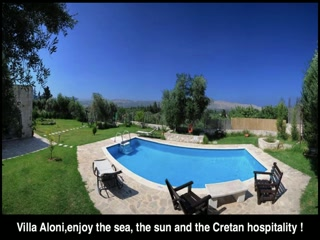 Villa Aloni,Maza,Chania,Crete,Greece