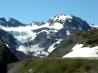 Tok, AK: Summit on Valdez Highway