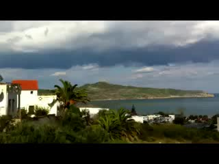 Agia Marina, Grèce : some nice view from balconies !!!