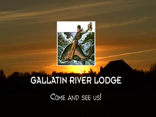Gallatin River Lodge & Grill near Bozeman, Montana