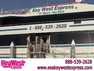 Key West Express - Marco Island: Go to Key West in Style