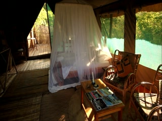Bua River Lodge: Island A - The