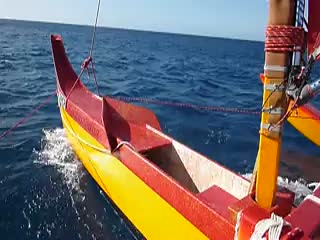 Hawaiian Ocean Adventures: Sailing off the west side of Oahu