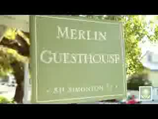 Merlin Guest House Key West Wacky Reporter Getting Celebrity History