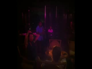 Shangri-La's Le Touessrok Resort & Spa, Mauritius: Bar live music