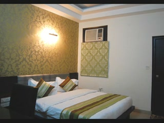โรงแรมเดลี แอโรซิตี้: Hotel Delhi Aerocity