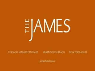 The James Chicago-Magnificent Mile: The James Brand Art Video