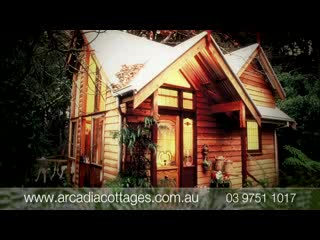 HIghlights of Arcadia Cottages, Olinda Australia