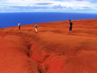 Poike Volcano: Poike Peninsula