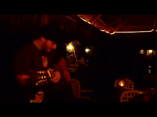 Tropical Cottages: Jesse Jett at the Tropical Tiki