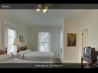 Hotel Nauvoo℠ : Hotel Nauvoo Lodging